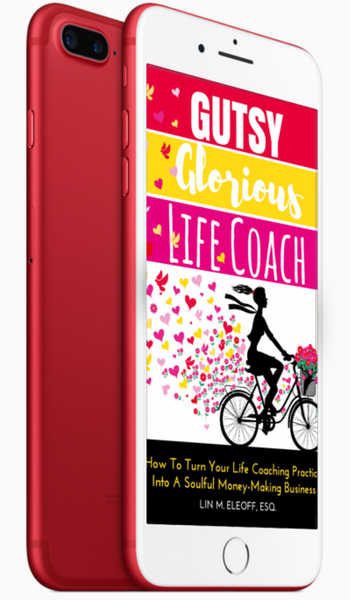gutsy glorious life coach and the woman Up Project start your own business